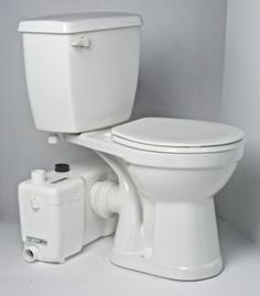 Liberty Pumps Ascentii Esw Complete Macerating Toilet