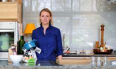 Alexandra Palla betreibt eine Werbeagentur – nebenbei hat sie einen Foodblog, entwirft Schneidbretter und hat ein Kochbuch herausgebracht.