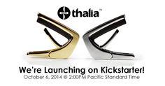 Thalia Capos Kickstarter Launch Time & Date!