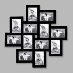#Cadrephoto 12 vues - Noir #leguide