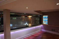 cool fish tank....room