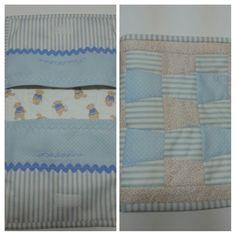 Guarda pañales y toallitas  para bebé