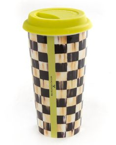Courtly+Check+Travel+Mug+by+MacKenzie-Childs+at+Neiman+Marcus.