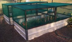 Pest Covers for Raised Garden Beds - Brisbane Local Food