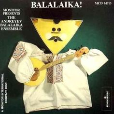 Various - Balalaika: Monitor Presents the Andreyev Balalaika Ensemble