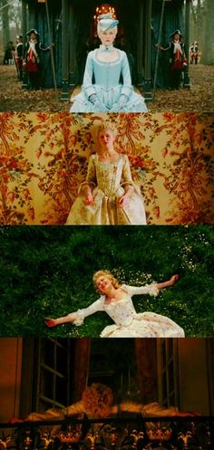 Marie Antoinette, 2006 (dir. Sofia Coppola)