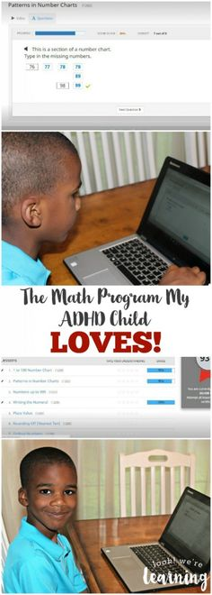 Why My ADHD Child Loves CTC Math