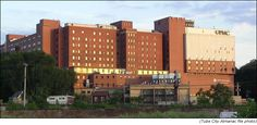 McKeesport Hospital- I worked here