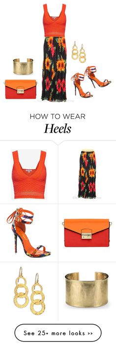 """""""It's A Sunny Kind Of Day"""" by sjlew on Polyvore"""