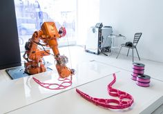DX toronto presents 3DXL - a large-scale 3D printing experience designboom