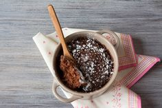 Nutrisystem provides this Guilt-Free Chocolate Mug Cake with Coconut recipe for a quick and delicious diet dessert. Coconut and chocolate. Who could say no?