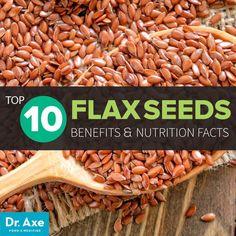 Flax Seed Title