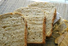 Pan Integral con Semillas (Panificadora) Lidl, Bread, Food, Bread Recipes, Breads, Home Bakery, Homemade, Hoods, Meals