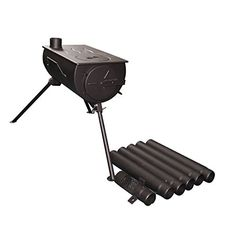 Frontier Stove, Tent Heater, Ice Fishing, with venting & Carry case. Portable Wood Stove, Camping Wood Stove, Portable Camping Stove, Tent Stove, Portable Tent, Camping Grill, Furnace Heater, Tent Heater, Frontier Stove
