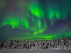ON THE HUNT FOR NORTHERN LIGHTS (INFO!!!!!)   VISIBLE THROUGH MOST OF THE YEAR In Finland, nights are dark enough for Northern Lights viewing from late August to April. Seeing them requires clear skies and just a bit of luck. Chances of catching them get better the further north you go.
