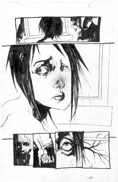Ashley Wood - Spawn page 5, in JoaoAntunes's Wood, Ashley Comic Art Gallery Room - 1026271