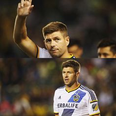 "Liverpool Goals By Ambrose på Instagram: ""Steven Gerrard has made his debut for LA Galaxy """