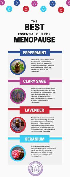 essential oils menopause, essential oils hot flashes