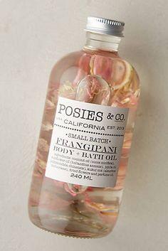 Posies & Co. Body & Bath Oil