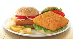 Browse our selection of recipes featuring Gorton's products and try a new favorite tonight! Best Seafood Recipes, Fish Recipes, Dinner Sandwiches, Fish Sandwich, Dinner Tonight, Salmon Burgers, Easy Meals, Yummy Food, Cooking