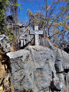 Morro da Gruta do Senhor Bom jesus,Bom Jesus da Lapa - Bahia