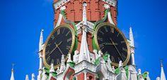 L'horloge du Kremlin. 5 horloges monumentales à découvrir dans le monde | Lovetime, blog montres et bijoux par Cresus