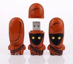8GB Jawa Star Wars MIMOBOT USB Flash Drive