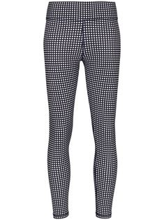 The Upside Blue and white Gingham midi leggings The Upside, Gingham Check, Brown Fashion, Mid Length, World Of Fashion, Size Clothing, Luxury Branding, Your Style, Women Wear