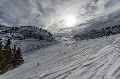 Schneeschuhtour in den Waadtländer Alpen #Villars #Travelita #winter #ski