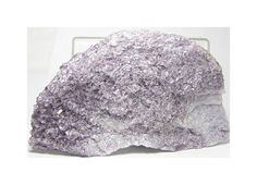 Lilac Hexagonite Tremolite Large Crystal Cluster by FenderMinerals,