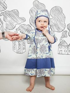 The Spring/Summer 2014 collection has got two new prints and one favourite revisited. Nice and comfortable styles and all of it is GOTS-cer...