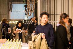 """Event """"Le Forme dell'acqua"""" at Fantini Milano  #elledecore #fantini #fantinirubinetti #fratellifantini #matteothun #sambaron #design #designers #milano #milan"""