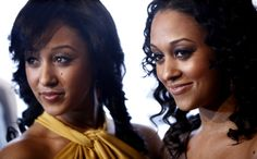 Tia & Tamera Mowry  are twins