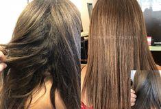 Permanent hair straightening #hairstraightening #permanent #straightening #straighthair #perth #hairdresser #northperth