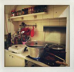 Tanterna i Rom, matresa, Trastevere, I huvudet på Elvaelva Kitchen Aid Mixer, Kitchen Appliances, Rome, Italy, Diy Kitchen Appliances, Home Appliances, Domestic Appliances