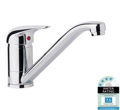 Rhapsody Sink Mixer $153 (discount available) @ Bathroom Warehouse