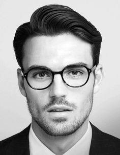inspire your look. The side part haircut could possibly be absolutely the most classic men's hairstyle so far. If you enjoy side part hairstyles Hipster Haircuts For Men, Hipster Hairstyles, Classic Hairstyles, Cool Haircuts, Stylish Haircuts, Side Part Haircut, Side Part Hairstyles, Hairstyles With Glasses, Older Mens Hairstyles