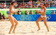 U.S. Olympic Hopefuls: Beach Volleyball