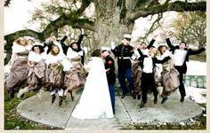 Chelseys wedding