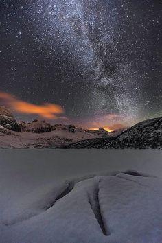 "heaven-ly-mind: ""Nusfjord I Lofoten"""