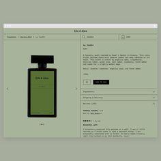 Eric & Alex * Perfume * Website — Are. Perfume Diesel, Website Layout, Web Layout, Layout Design, Minimal Web Design, Website Design Inspiration, Branding, Social Media, Design Web