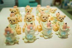 Encontrando Ideias: Tema Chá de Bebê