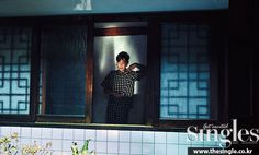 Jung Kyung Ho - Singles Magazine July Issue '15