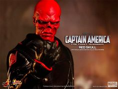 Captain America - Movie Masterpiece  - Hot Toys