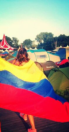 Colombia in tomorrowland- Dreamville Belgium