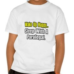 Sleep With a Paralegal T Shirt, Hoodie Sweatshirt