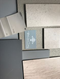 Choosing Finishes with my clients for their new homes at Chapmans Bay Estate