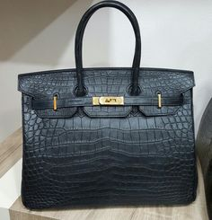 Hermes Birkin Real Crocodile Leather(To order please contact with me)