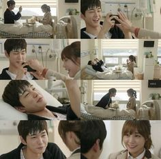 cheer up, eunji, and lee won geun image Lee Won Geun, Sassy Go Go, Korean Male Actors, Age Of Youth, Web Drama, Delivery Man, While You Were Sleeping, Second Love, Me Tv