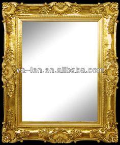 M s de 1000 ideas sobre espejos antiguos en pinterest for Espejos ovalados sin marco